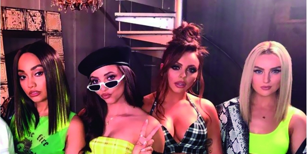 ¡Lo último de Little Mix!