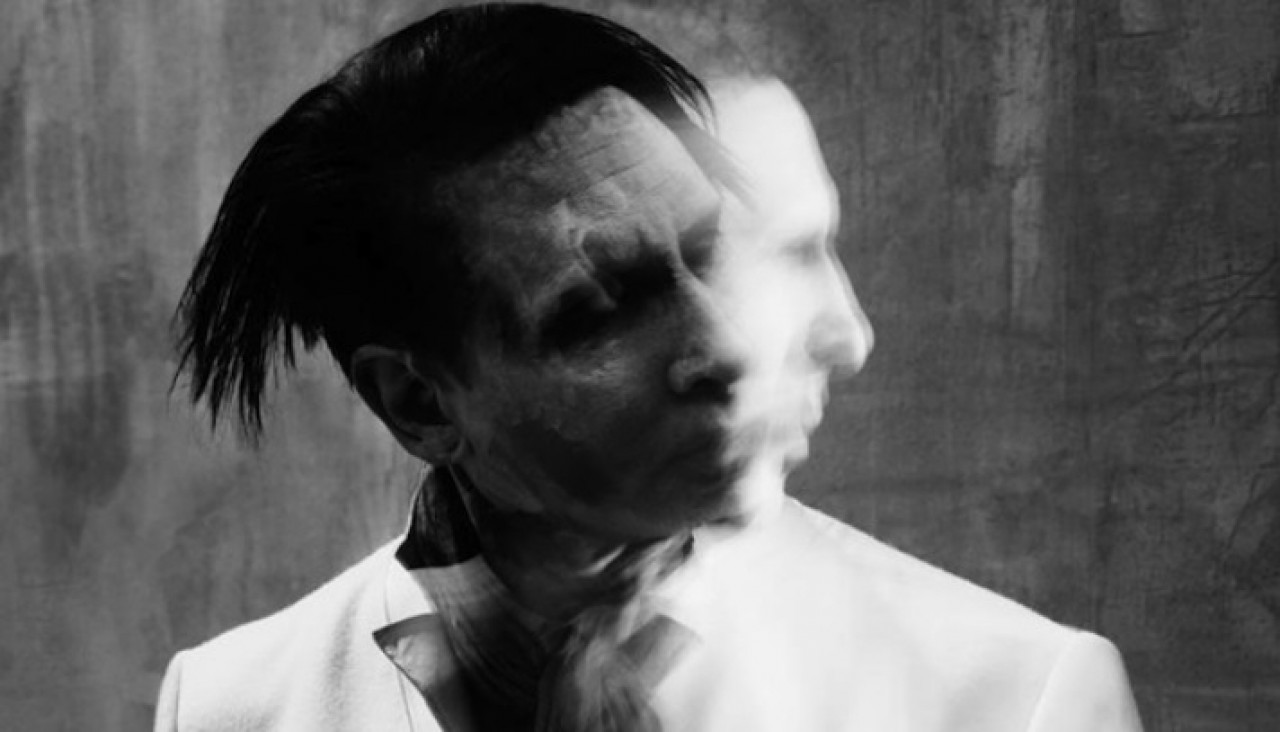 Marilyn Manson da a conocer 'The Mephistopheles of Los Angeles'