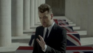 Sam Smith estrena el videoclip de 'Writing's On The Wall'