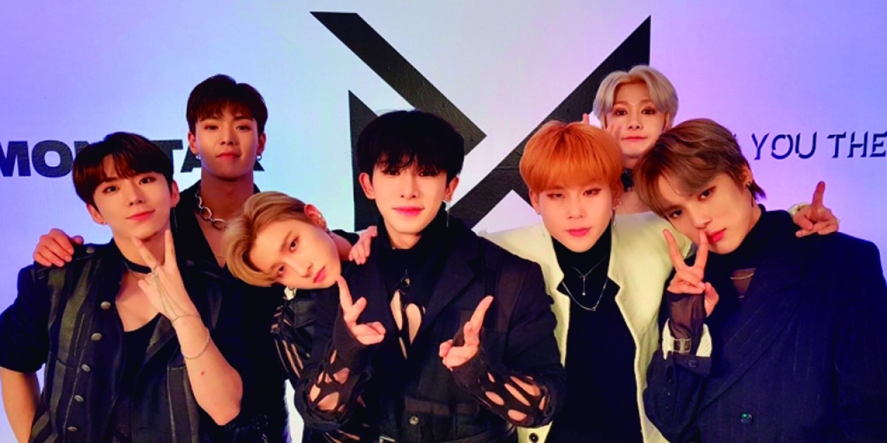 "MONSTA X estrenó ""Shoot Out"""