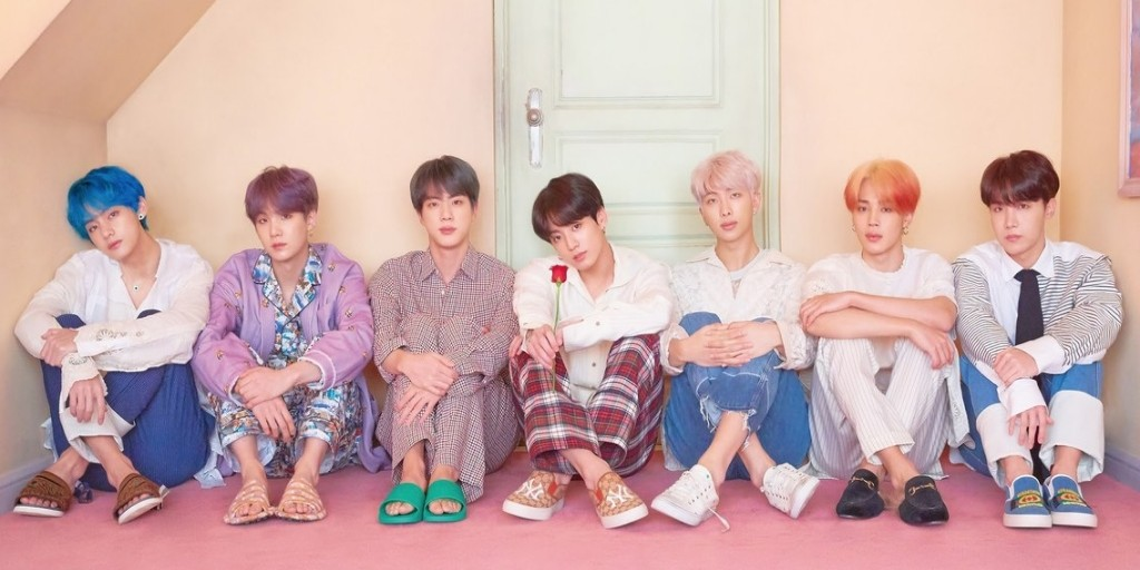 "BTS PRESENTA SU NUEVO ÁLBUM ""MAP OF THE SOUL: PERSONA"""